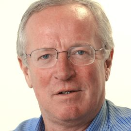 Robert Fisk Headshot