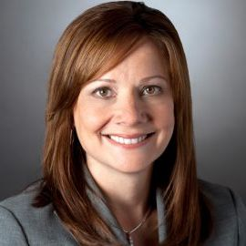 Mary Barra Headshot