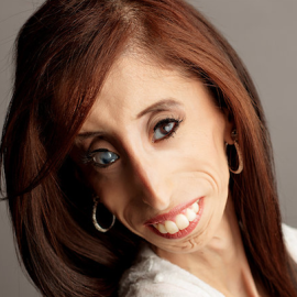 Lizzie Velasquez Headshot