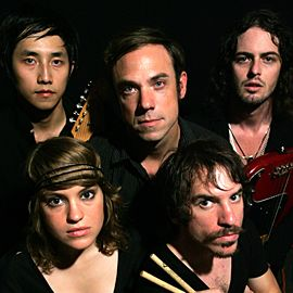 The Airborne Toxic Event Headshot