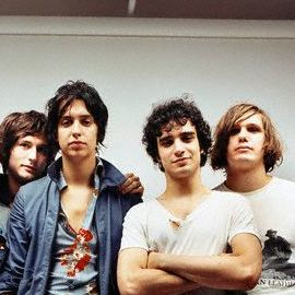 The Strokes Headshot