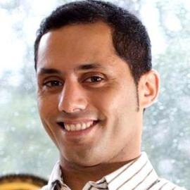 Omar Ashour Headshot