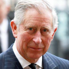 Prince of Wales Headshot