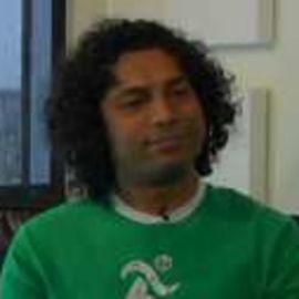 Bijoy Goswami Headshot