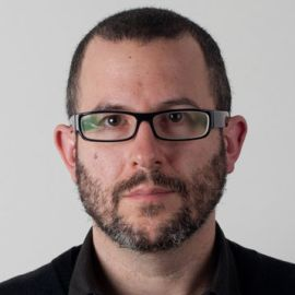 Adam Greenfield Headshot