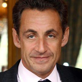 Nicolas Sarkozy Headshot