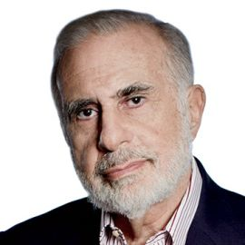 Carl Icahn Headshot