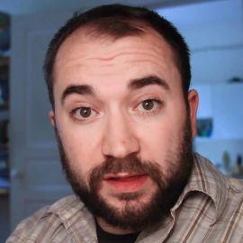 Craig Benzine Headshot
