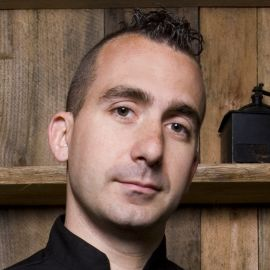 Marc Forgione Headshot