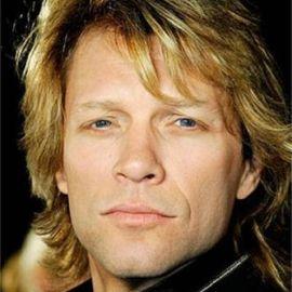 Bon Jovi Headshot