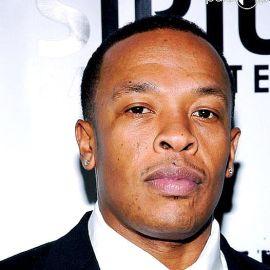 Dr. Dre Headshot