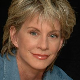 Patricia Cornwell Headshot