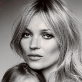 Kate Moss Headshot