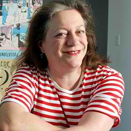 Laurie Rosenwald Headshot