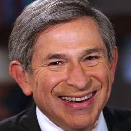 Paul Wolfowitz Headshot