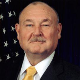 Adm. Thad Allen, USCG Headshot