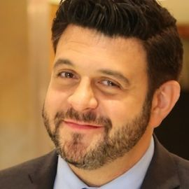 Adam Richman Headshot