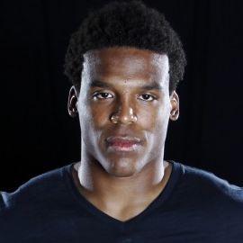 Cam Newton Headshot