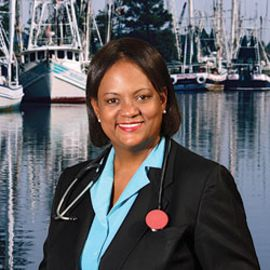 Dr. Regina Benjamin Headshot