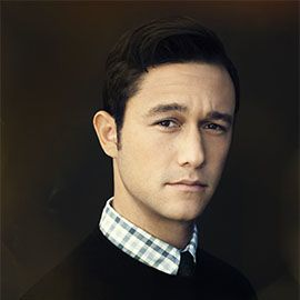 Joseph Gordon-Levitt Headshot