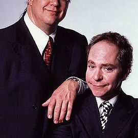 Penn and Teller Headshot