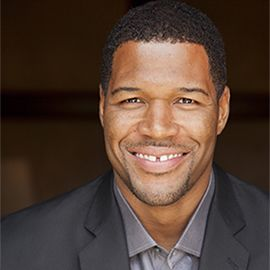 Michael Strahan Headshot