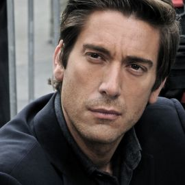 David Muir Headshot