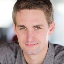 Evan Spiegel Headshot