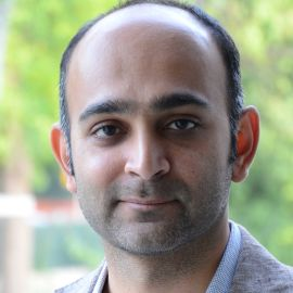 Mohsin Hamid Headshot