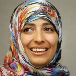Tawakkol Karman Headshot