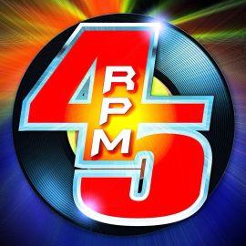 45RPM Headshot