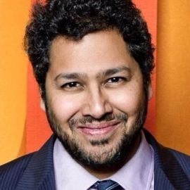 Dileep Rao Headshot
