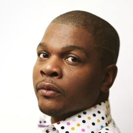 Kehinde Wiley Headshot