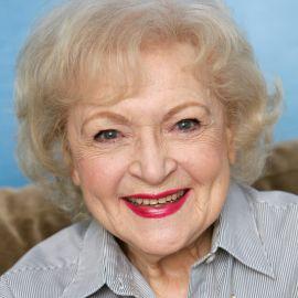 Betty White Headshot