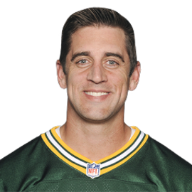 Aaron Rodgers Headshot