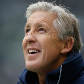 Pete Carroll Headshot