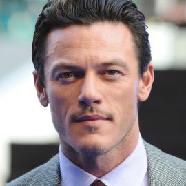 Luke Evans Headshot