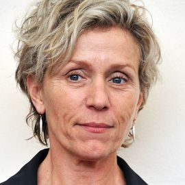 Frances McDormand Headshot