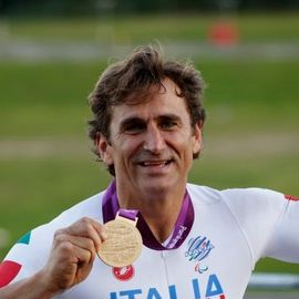 Alex Zanardi Headshot