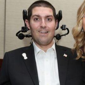 Pete Frates Headshot