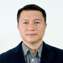 Kui Zhou Headshot