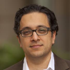 Tariq Shaukat Headshot
