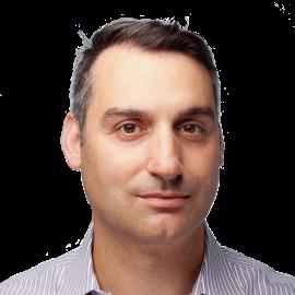 Anthony Mazzarella Headshot