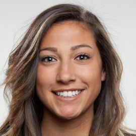 Christen Press Headshot