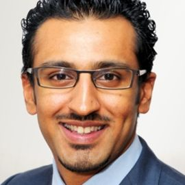 Dino Varkey Headshot