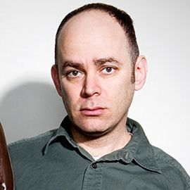 Todd Barry Headshot