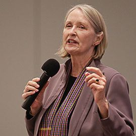 Patricia Ireland Headshot