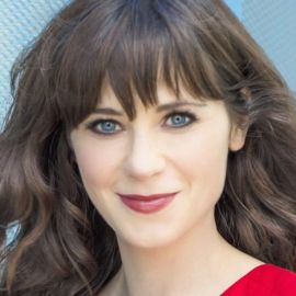 Zooey Deschanel Headshot
