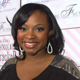 Naturi Naughton Headshot