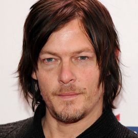 Norman Reedus Headshot